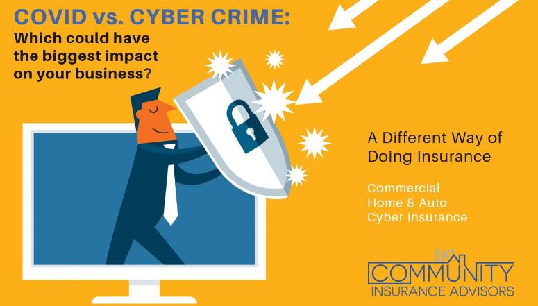 Covid vs cyber insurance